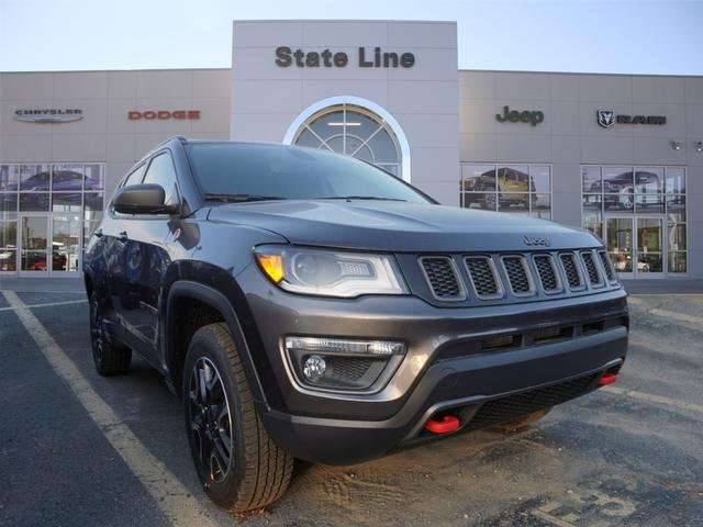 New 2020 JEEP Compass Trailhawk