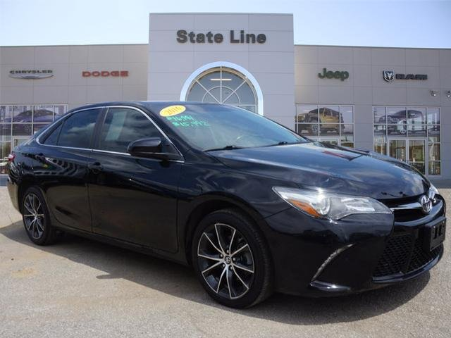 2016 Toyota Camry Xse >> Pre Owned 2016 Toyota Camry Xse Fwd 4dr Car