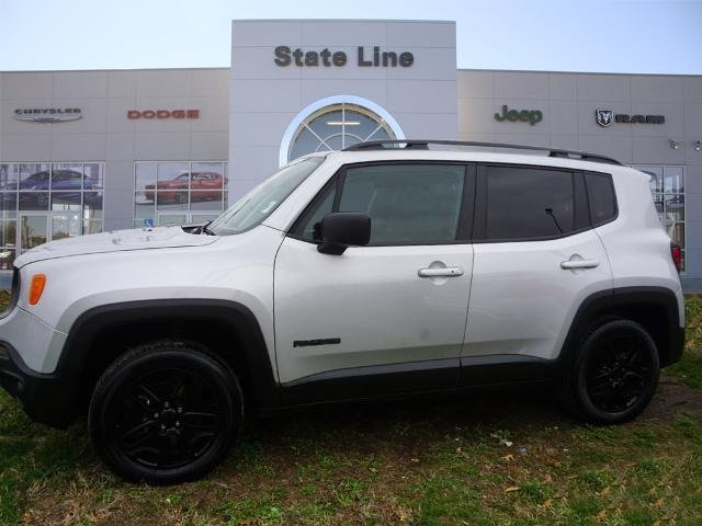Certified Pre-Owned 2018 Jeep Renegade Upland Edition