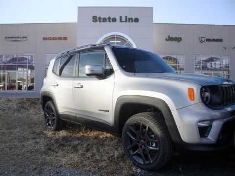 New 2020 JEEP Renegade High Altitude